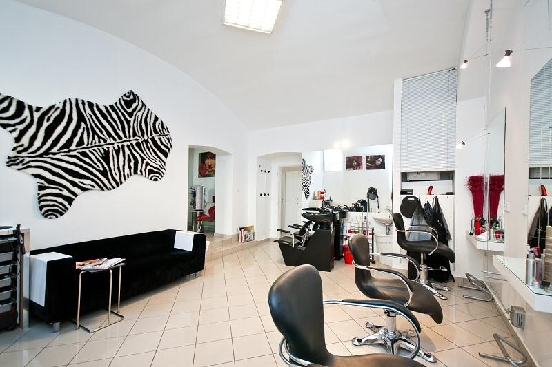Pánské kadeřnictví salon v Praze