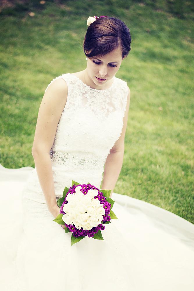 Svatební účes ukázka 5
