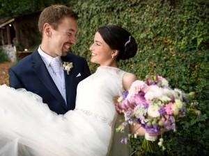 Svatební účes ukázka 2