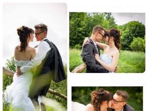 Svatební účes ukázka 9